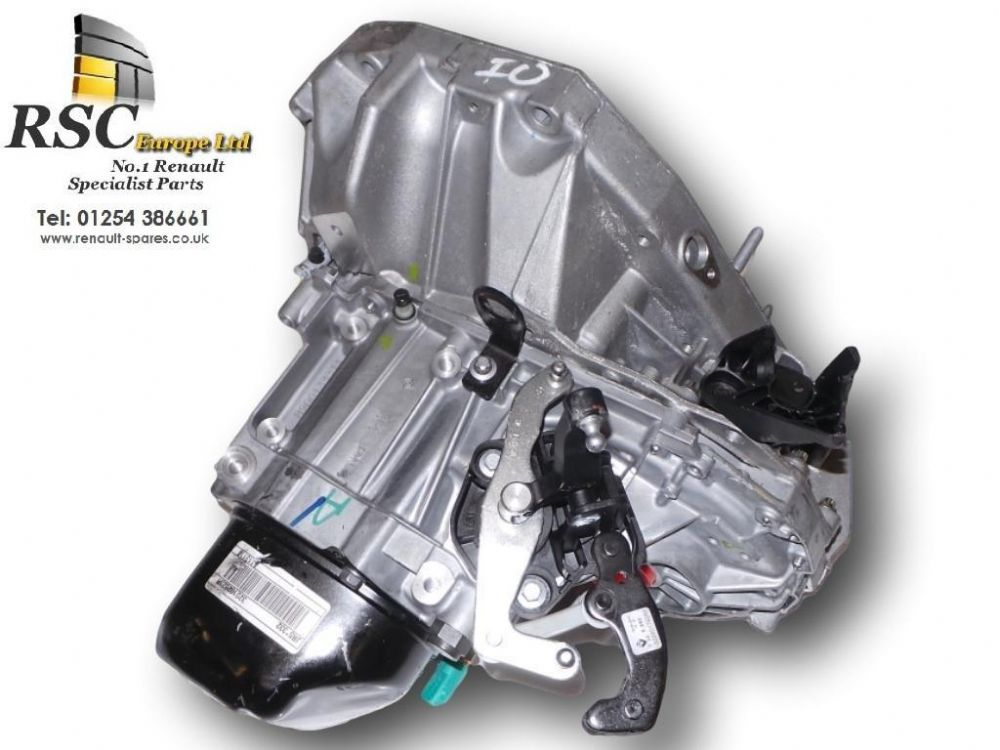 NEW RENAULT CAPTUR 2013 1.5 DCI JR5332 5 SPEED GEARBOX